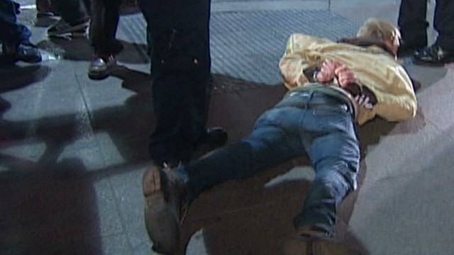 Dozens arrested at NYC Occupy protest