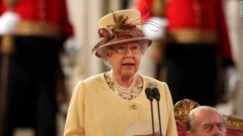 Queen dragged into 'Brexit' debate