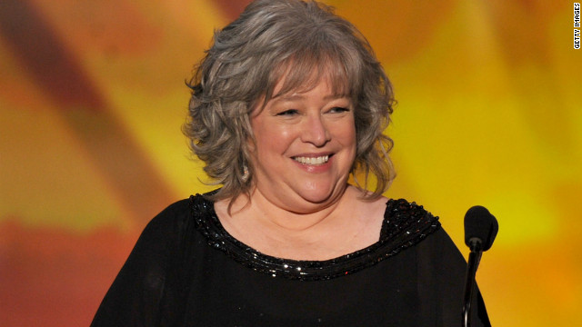 Actress Kathy Bates is recovering after having a double mastectomy, her publicist said.
