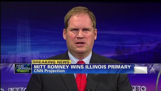 Patrick Millsaps zings Rick Santorum