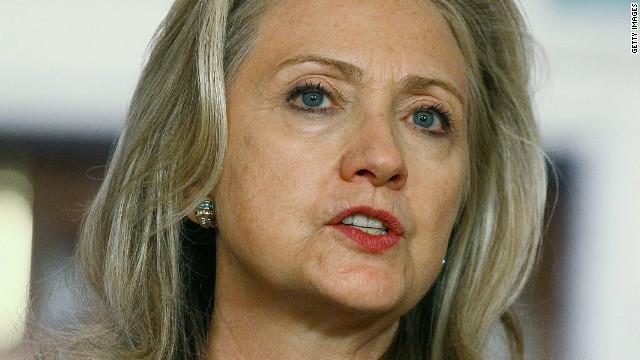 U.S. Secretary of State Hillary Clinton urged Syrian President Bashar al-Assad to accept a six-point U.N.-Arab League plan.