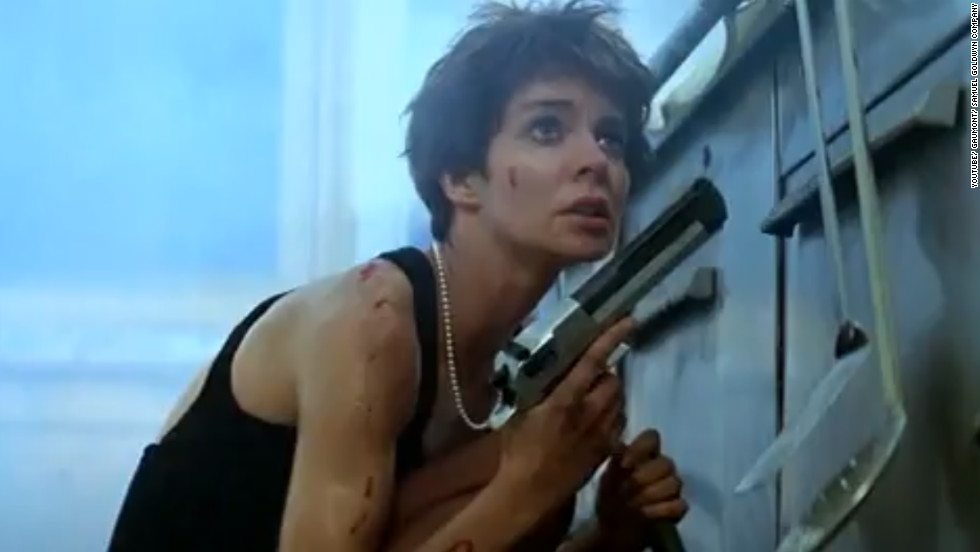 """Anne Parillaud played Nikita, a felon turned stylish assassin for the government in the French film """"La Femme Nikita"""" (1990). Directed by Luc Besson, the movie became a <a href=""""http://boxofficemojo.com/movies/?id=lafemmenikita.htm?cnn=yes"""" target=""""_blank"""">box office hit</a>. It inspired an American remake called """"Point of No Return"""" (1993) starring Bridget Fonda and two TV series."""