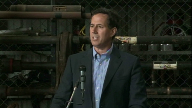 Santorum: What you see is what you get