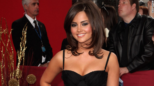 "Jenna-Louise Coleman, shown here in 2009, will be the Doctor's new companion on ""Doctor Who."""