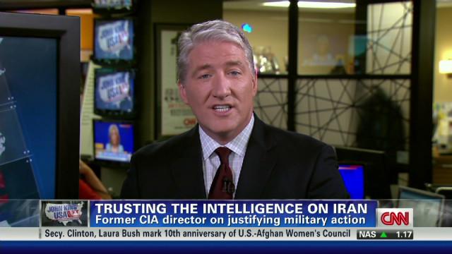 Trusting the Intelligence on Iran