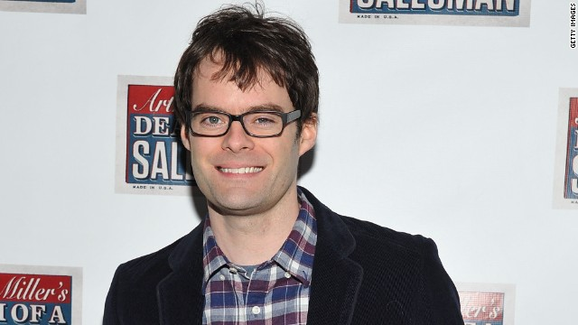 "Bill Hader attends the ""Death Of a Salesman"" Broadway opening night on March 15, 2012 in New York City."