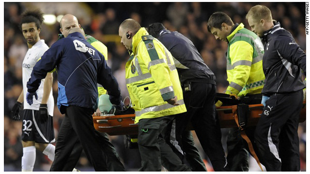 Muamba 'In effect dead for 78 minutes'