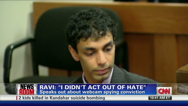 Dharun Ravi: 'I didn't act out of hate'