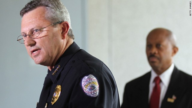 Ex-police chief speaks about Zimmerman