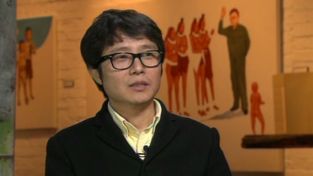 N. Korean defector recounts dad's death