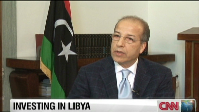 Libya's recovery after revolution