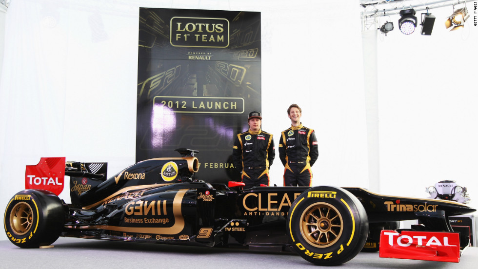 After Renault announced a sponsorship deal with the Lotus car manufacturer in 2011, a situation emerged where two teams were competing under the Lotus name. A court case ensued, after which Renault emerged with the rights to the Lotus name for 2012.