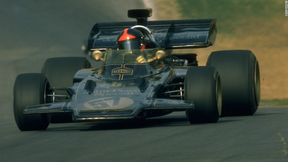 Lotus were on top once again in 1978, when American Mario Andretti grabbed the title. Andretti enjoyed a glittering motorsport career, which saw him also race in IndyCar and NASCAR.