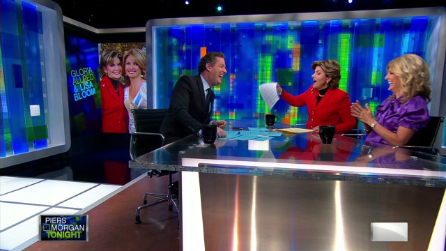 piers morgan gloria allred lisa bloom properly in love_00001330