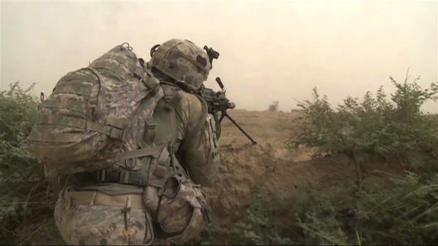 How many U.S. troops in Afghanistan?