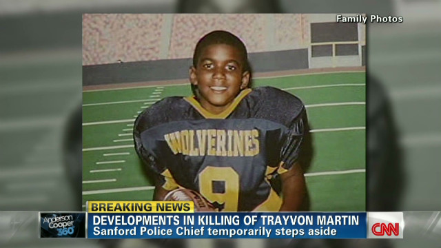 Police missteps in Trayvon Martin case?