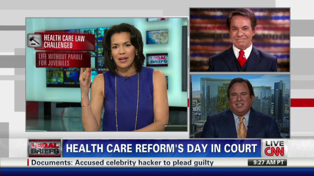 Health care reform's day in court