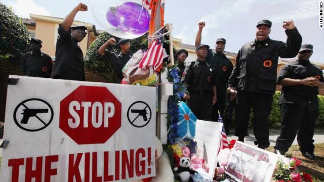 The New Black Panther party has offered a $10,000 bounty for George Zimmerman's capture.