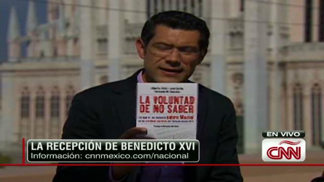 gonzalez mexico  papal coverage interview _00003125
