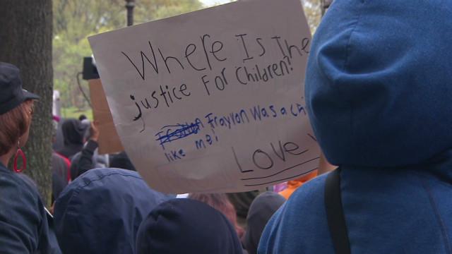 Martin case sparks rallies across U.S.