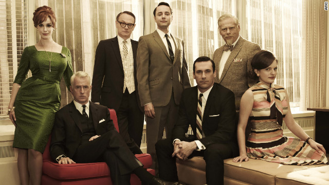 The hit AMC period drama 'Mad Men' reflects the stereotypes associated with the secretary of the 1960s.