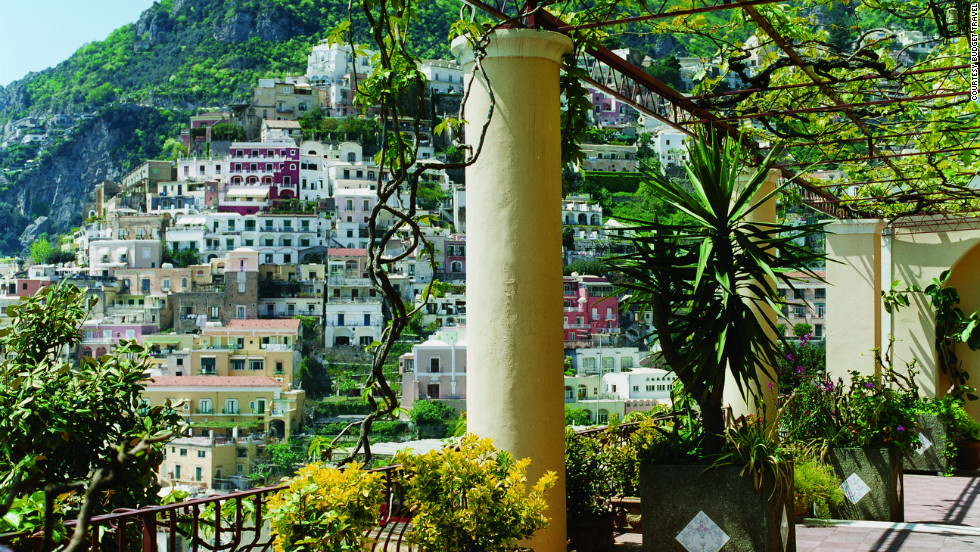 "Albergo California in Positano, Italy. <a href=""http://www.budgettravel.com/slideshow/photos-secret-hotels-around-the-world,2067/?cnn=yes#pic=1?cnn=yes"" target=""_blank"">See more photos of the hotels on BudgetTravel.com</a>"