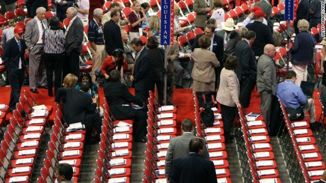 Support of unpledged delegates could make the difference between a unified GOP convention and a floor fight in Tampa, Florida.