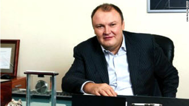 Former Russian banker German Gorbuntsov was shot several times as he entered an apartment building in east London on 20 March, 2012.
