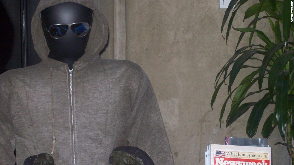 Authorities auctioned Unabomber Ted Kaczynski's personal items in May 2011, including his signature hoodie. The proceeds were used to compensate some of his victims.