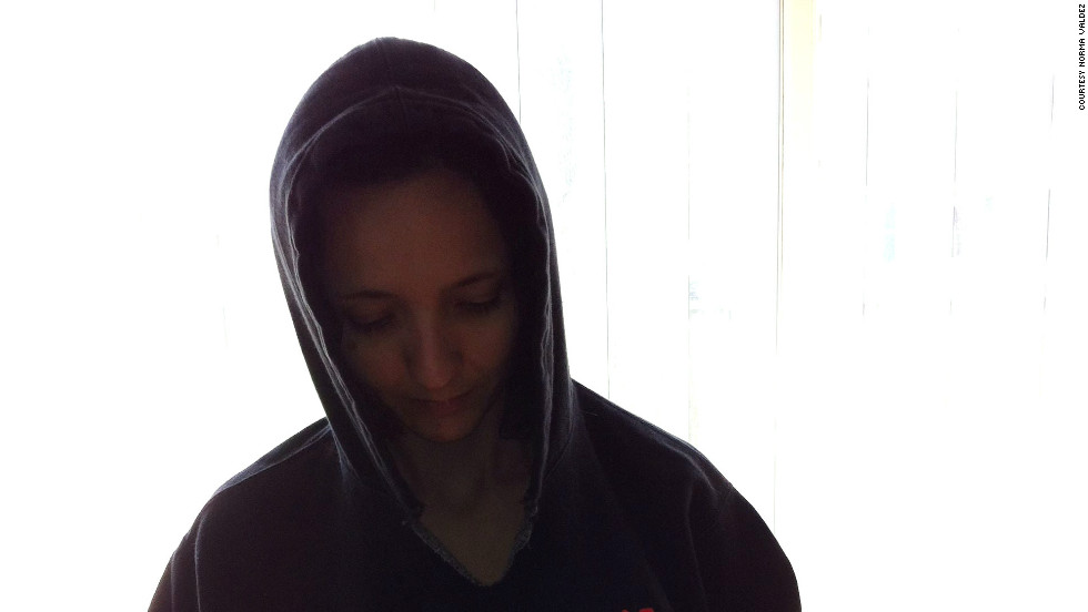 "She hasn't marched in any rallies, but Norma Valdez of Wauwatosa, Wisconsin, has been furious since she heard about the Trayvon Martin story. She took a photo donning her <a href=""http://ireport.cnn.com/docs/DOC-767106"">""I see dumb people""</a> hoodie in solidarity with the cause. ""I can't believe in our day and time people are still perceiving our youth as troublemakers, and I find it hard to believe race wasn't a factor."""