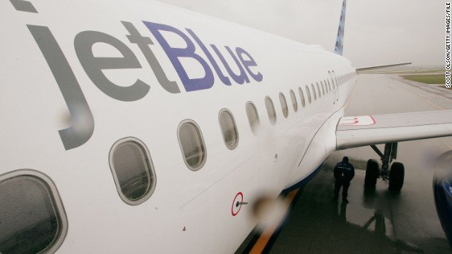 Passengers ranked JetBlue tops in a customer satisfaction survey