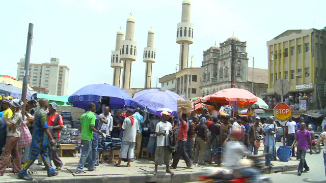 Nigeria's poverty rate growing