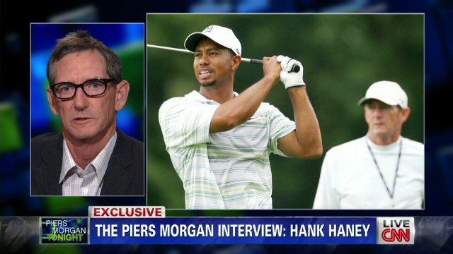 Ex-coach Haney: 'Tiger's very complex'