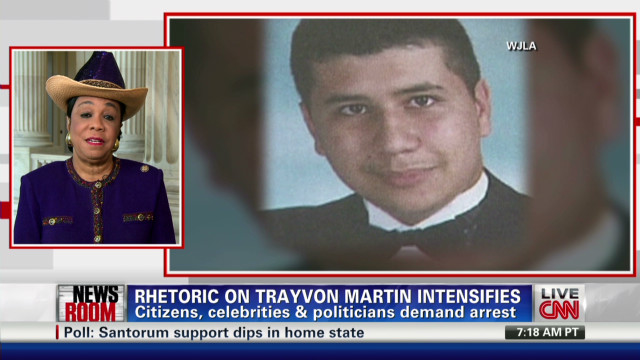 Rhetoric on Trayvon Martin intensifies