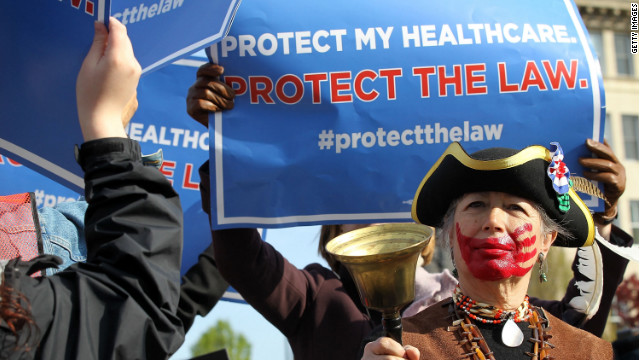 The Supreme Court is set to rule on the constitutionality of the controversial health care law passed in 2010.