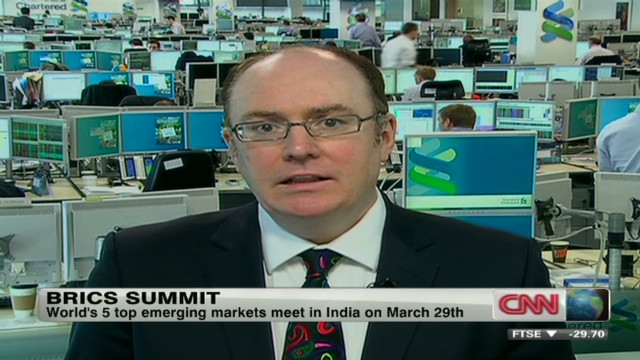 BRICS gear up for a summit in New Delhi