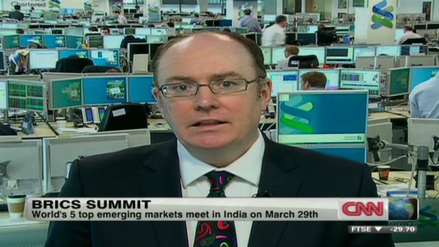 BRICS gear up for a summit in New Delhi