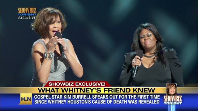 Kim Burrell on Whitney Houston_00010408
