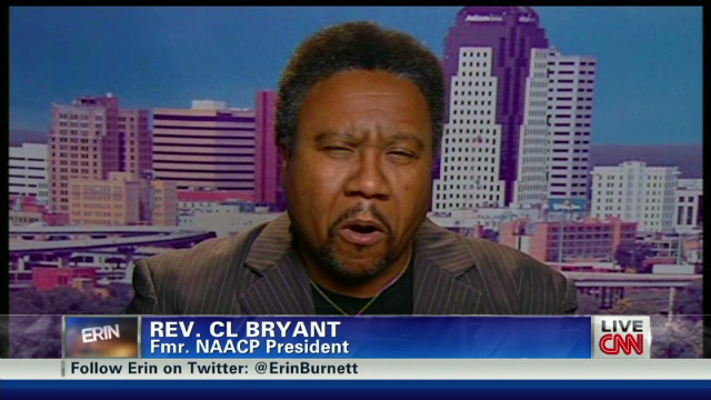 Rev. C.L. Bryant on Trayvon Martin Case