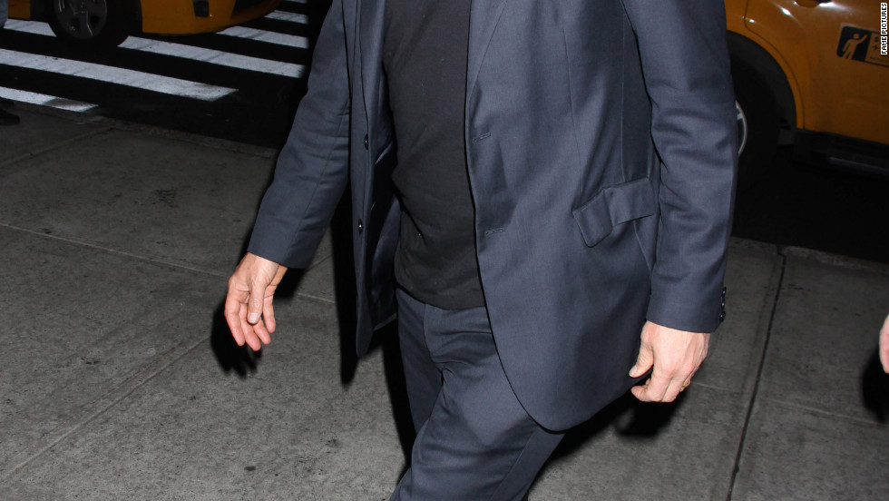 Woody Harrelson attends a screening in New York City.
