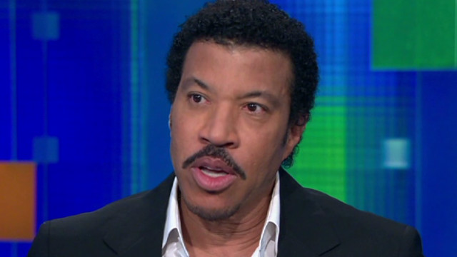 Lionel Richie's recipe for romance