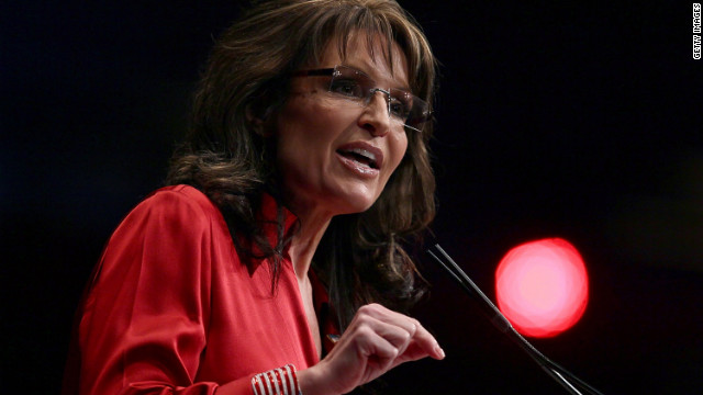 Sarah Palin to host 'Today'