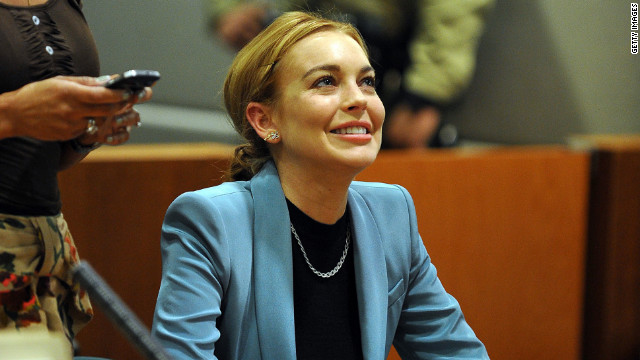 Judge to Lohan: Obey the law