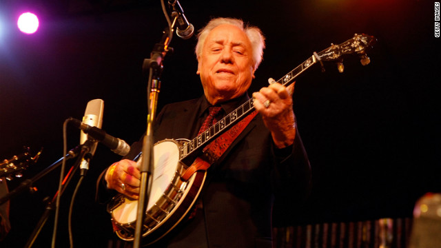Bluegrass banjo legend Earl Scruggs has touched the lives of millions of professional and aspiring banjo players worldwide.