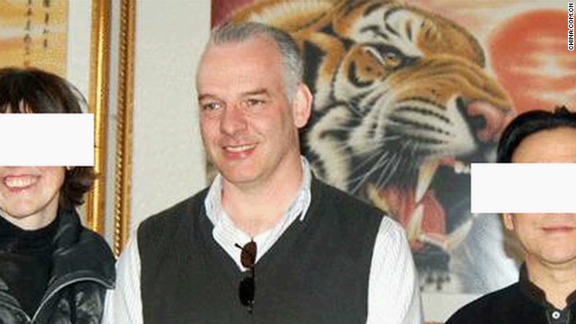 Gu Kailai is suspected of killing British businessman Neil Heywood, pictured here in an undated photo.