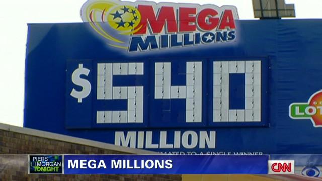 Mega Millions challenge