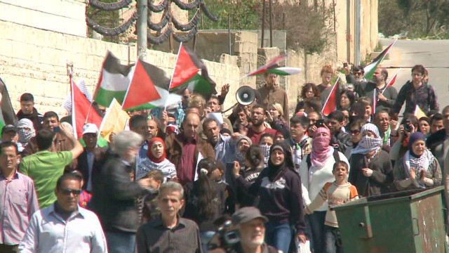 Israelis, Palestinians brace on Land Day