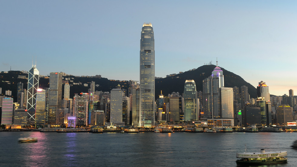 Hong Kong tops Savills index of the world's most expensive luxury real estate.