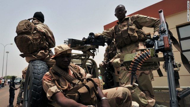 Mali PM: We don't stand a chance