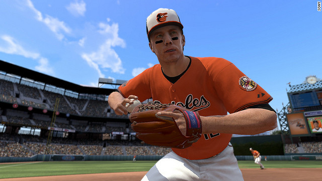 """MLB12: The Show"" offers realistic visuals and smooth controls to create a true ""ballpark"" feel."